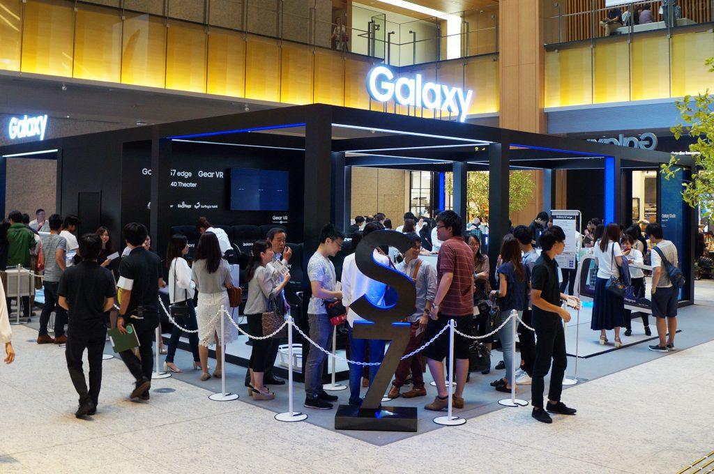 9月にKITTE名古屋にて開催された際は、終日順番待ちの列ができるほど大盛況だったそう